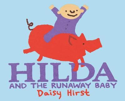 Hilda and the Runaway Baby by Daisy Hirst image