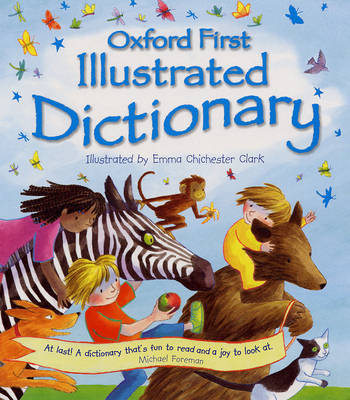 Oxford First Illustrated Children's Dictionary
