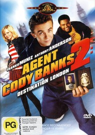 Agent Cody Banks 2 - Destination London on DVD image