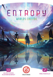 Entropy: Worlds Collide - Card Game