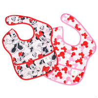Bumkins Superbib - Minnie Mouse (2 Pack)