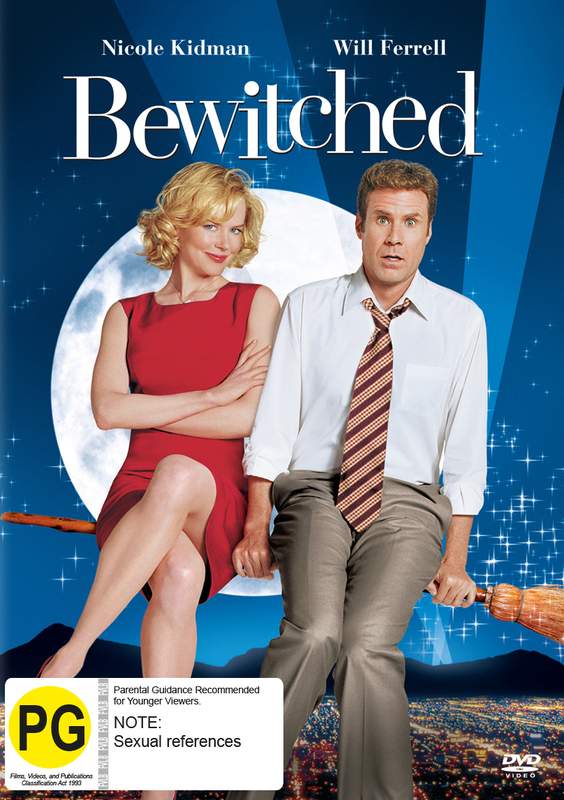 Bewitched on DVD
