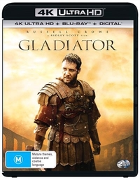 Gladiator on UHD Blu-ray