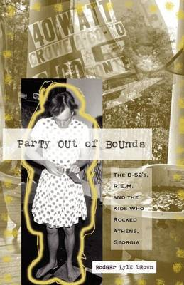 Party Out of Bounds by Rodger L Brown