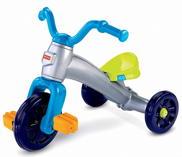 Fisher-Price - Grow-with-Me Trike Ride On