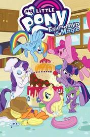 My Little Pony Friendship is Magic Volume 17 by Ted Anderson