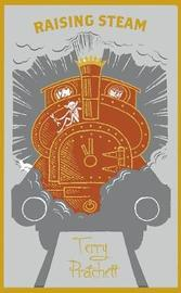 Raising Steam by Terry Pratchett image