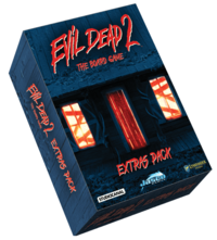Evil Dead 2: The Board Game - Extra Pack Expansion