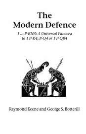 The Modern Defence by Raymond Keene image