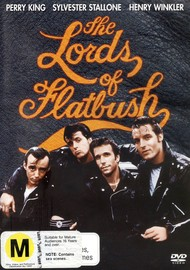 The Lords Of Flatbush on DVD image