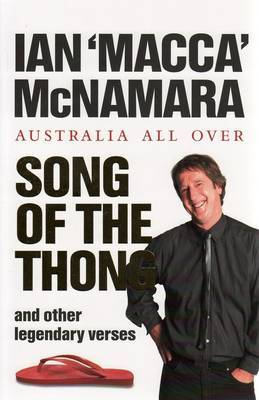 Song of the Thong and other legendary verse by Ian McNamara image