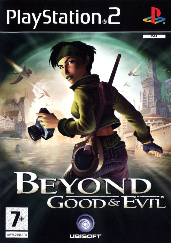 Beyond Good & Evil for PS2