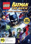 Lego Batman: The Movie on DVD