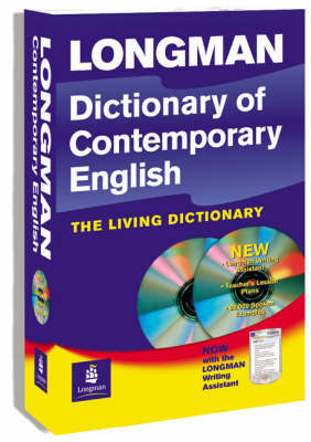 Longman Dictionary of Contemporary English image
