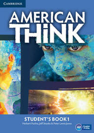 American Think Level 1 Student's Book by Herbert Puchta image