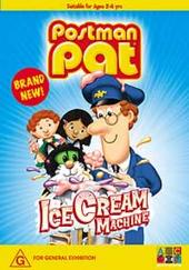 Postman Pat - Ice Cream Machine on DVD