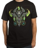 World of Warcraft Legion Demon Hunter Class T-Shirt (Large)
