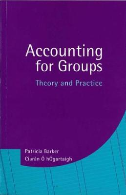 Accounting for Groups by Patricia Barker image