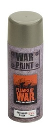 Flames of War: Paint Spray Can - Grenadier Green (400ml)