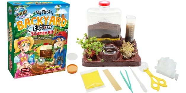 Wild Science: My First Backyard Explorer - Science Kit