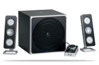 Logitech 2.1 Z4 Speaker System - Black image