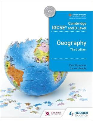 5f53d2103dd8 Cambridge IGCSE and O Level Geography 3rd edition by Paul Guinness image