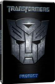 Transformers - Steelbook Case Packaging (1 Disc) on DVD image