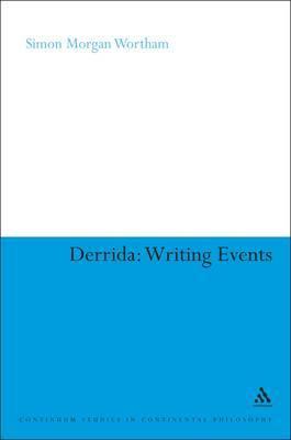 Derrida by Simon Morgan Wortham