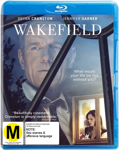 Wakefield on Blu-ray
