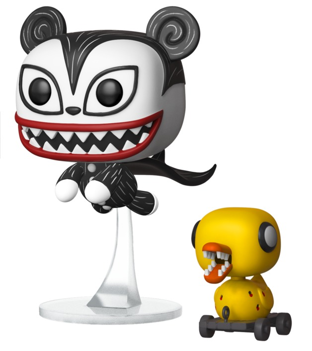 Nightmare Before Christmas - Vampire Teddy (with Duck) Pop! Vinyl Figure