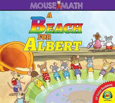A Beach for Albert by Eleanor May image