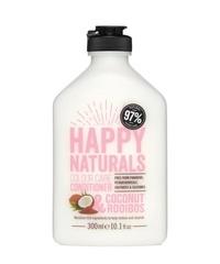 Happy Naturals: Colour Care Conditioner - Coconut & Roobis (300ml)