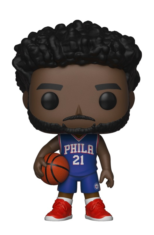 NBA: 76ers - Joel Embiid Pop! Vinyl Figure