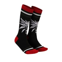 The Witcher White Wolf Socks