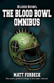 The Blood Bowl Omnibus by Matt Forbeck image