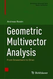 Geometric Multivector Analysis by Andreas Rosen