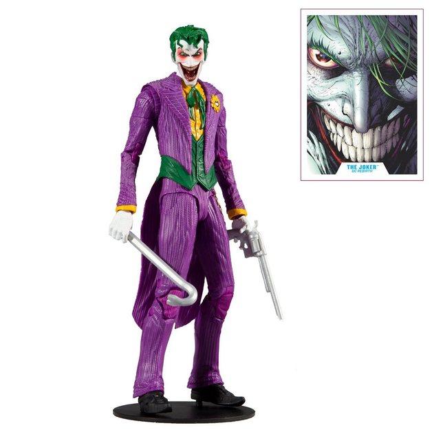 "DC Multiverse: Joker (Modern) - 7"" Action Figure"