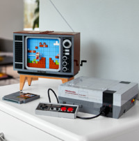 LEGO: Super Mario - Nintendo Entertainment System (71374)