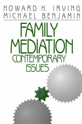 Family Mediation by Howard H. Irving image