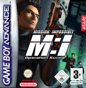 Mission Impossible: Operation Surma for Game Boy Advance