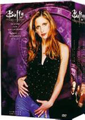 Buffy The Vampire Slayer Season 6 Vol 2 Collection on DVD