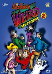 Archie's Weird Mysteries - Vol 2 on DVD