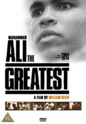 Greatest, The - Muhammad Ali on DVD