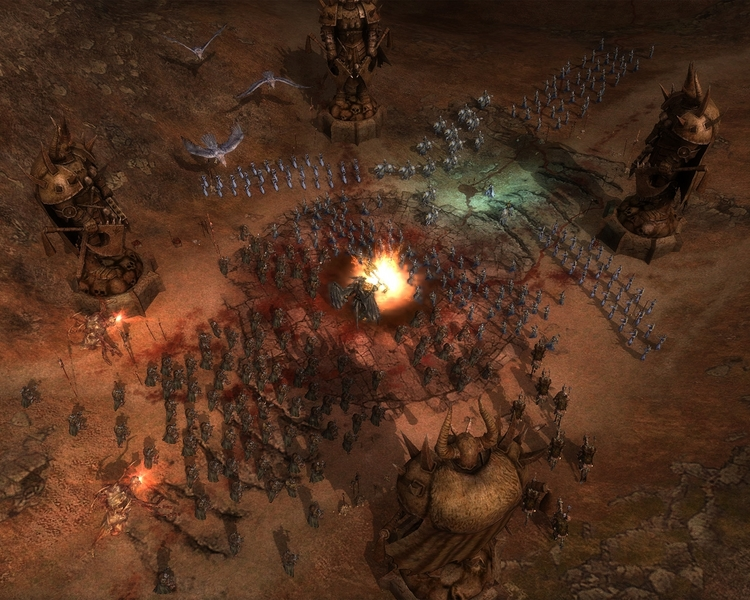 Warhammer: Mark of Chaos for PC Games image