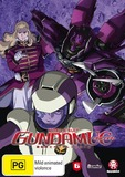 Mobile Suit Gundam Unicorn Vol. 06 on DVD