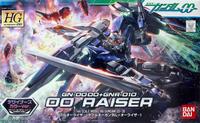 1/144 HG 00 Raiser (00 Gundam + 0 Raiser) Designer's Color Ver