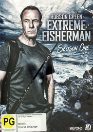 Robson Green: Extreme Fisherman - Season One on DVD