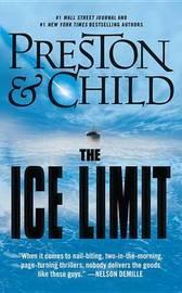 The Ice Limit by Douglas Preston image