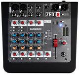 ZEDi-8 Compact 6 Input Analogue Mixer