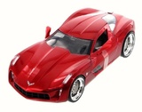 Jada: 1/24 2009 Corvette Stingray Concept - Diecast Model